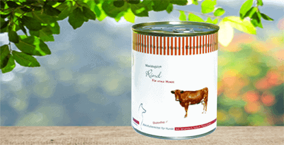 Reico Hundefutter MaxidogVit® Rin
